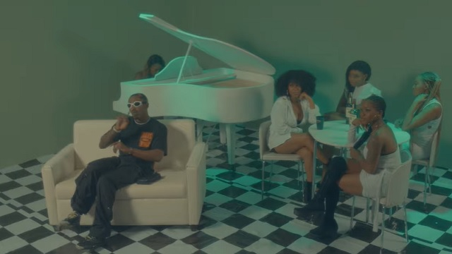 Mp4 Video: BOJ - Money and Laughter ft. Zamir, Amaarae