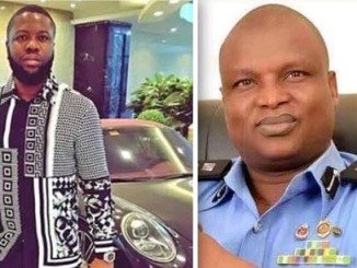 Nigerian Super Cop Abba Kyari in hassle after fraudster Hushpuppi pleaded responsible to fraud in the United state