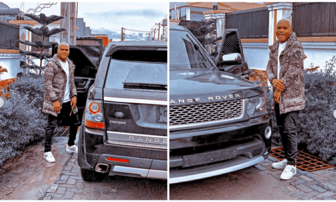 Popular Nigerian skit comedian concerned in a road accident