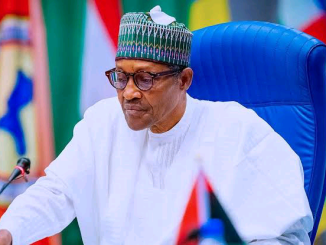 """""""We have executed our best"""" President Buhari on the Nigerian economy"""