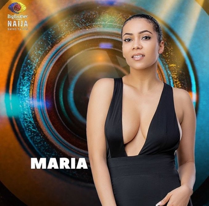 BBNaija: Fans reacts as Pere and Maria emerges as feasible housemates that may additionally be evicted on Sunday