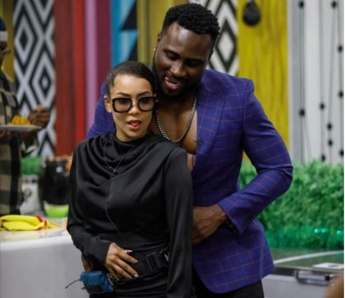 """BBNaija: """"Pere And Maria Are  Attacking Whitemoney"""" - Arin, Jaypaul Discuss (Watch)"""
