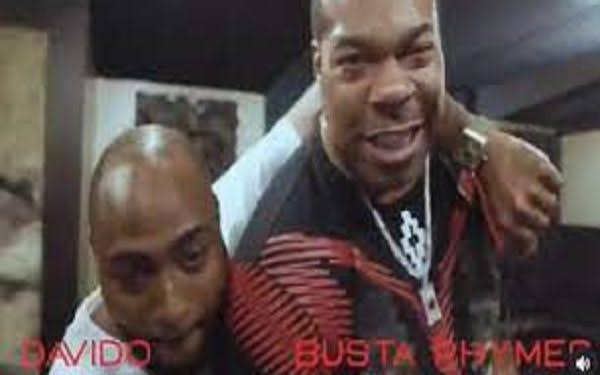 Celebrity News: Busta Rhymes Ft Davido, How Did you see it? ( You Need To See This)