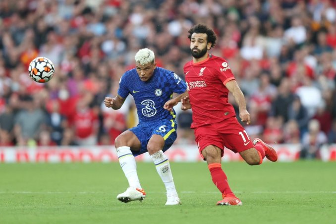 Chelsea and Liverpool share factors after a dramatic 1-1 display