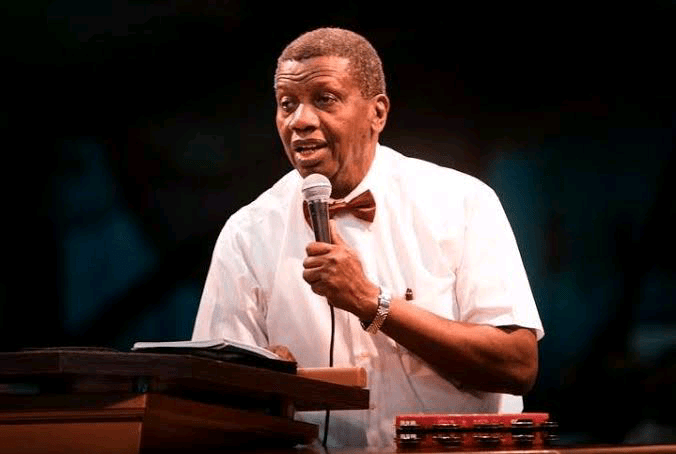 """""""I had many lady friend earlier than I met christ"""" Pastor Adeboye exhibits a shock"""