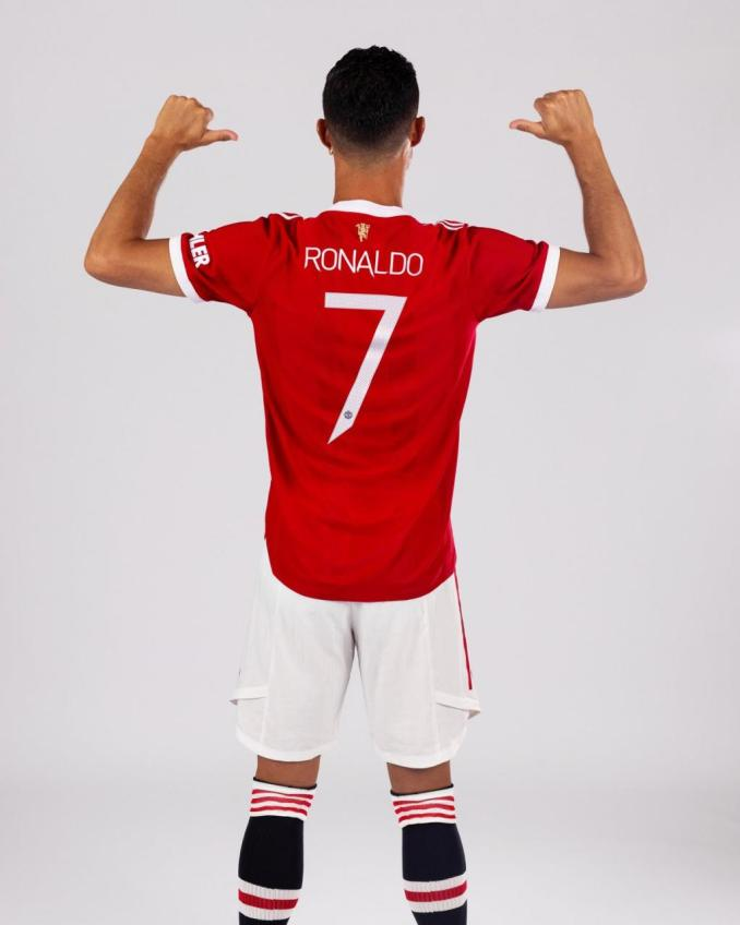 Cristiano Ronaldo will formally put on the variety 7 shirt after a well mannered negotiation with Cavani