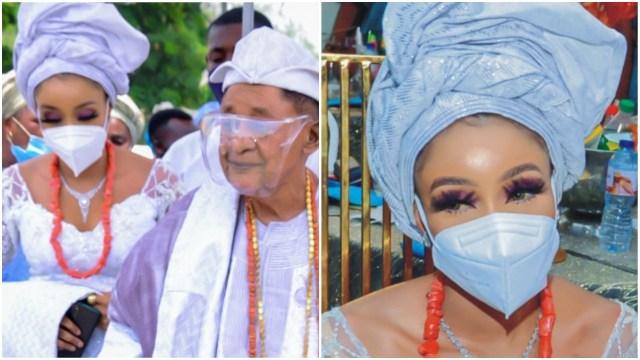 Alaafin of Oyo picks new wife, Chioma (photos)