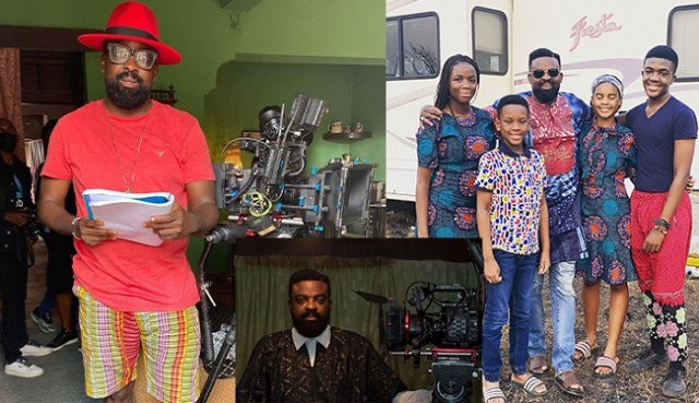 Full Biography Of Kunle Afolayan & Net Worth: [Nollywood Producer]