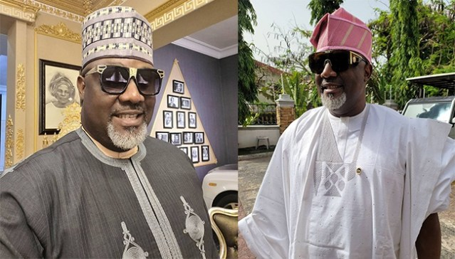 Full Biography Of Dino Melaye & Net Worth: Political Career And Family