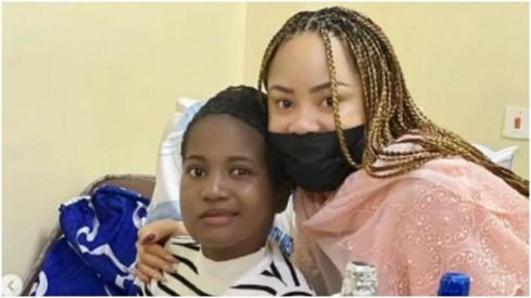 Femi Fani-Kayode's ex-wife, Precious Chikwendu shares video of Ada Jesus' last moment