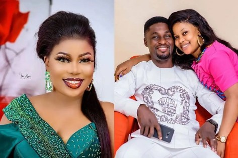 """""""The twins are making you glow"""" Fans celebrate over new Seyi Edun's thanksgiving video"""