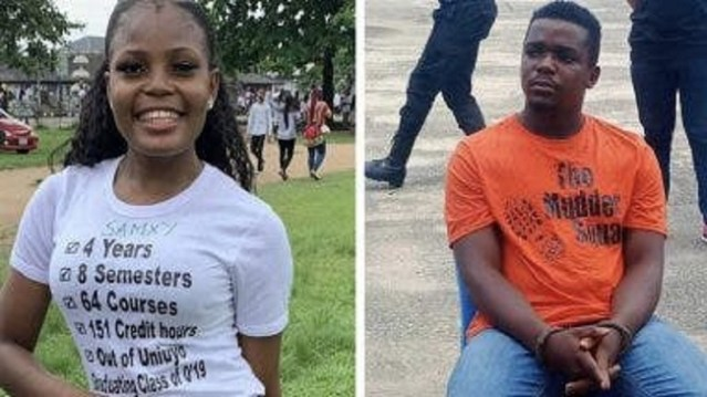 """""""Why is he looking fresh?"""" – Nigerians react as Police parades alleged killer Iniubong Umoren"""