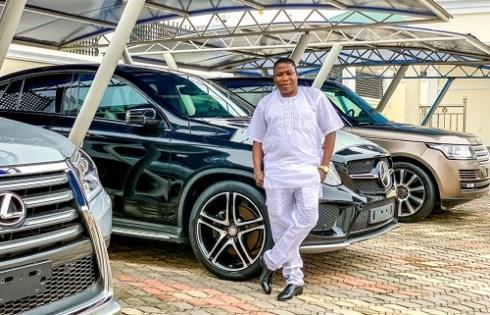 Sunday Igboho Cars