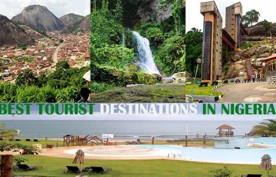 Best Tourist Destinations In Nigeria and Their Location