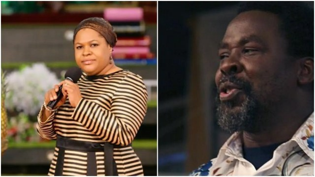 Crisis in Synagogue church as leadership rejects TB Joshua's wife as successor