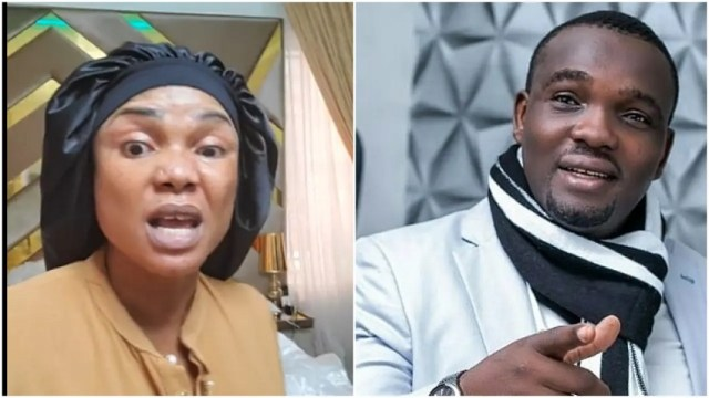 Actor Yomi Fabiyi reacts to Iyabo Ojo's response to a Nigerian herbalist who wished her dead