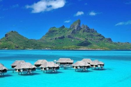 Bora Bora Island - most beautiful islands in the world