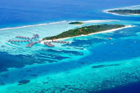 Maldives Island - the most beautiful islands in the world