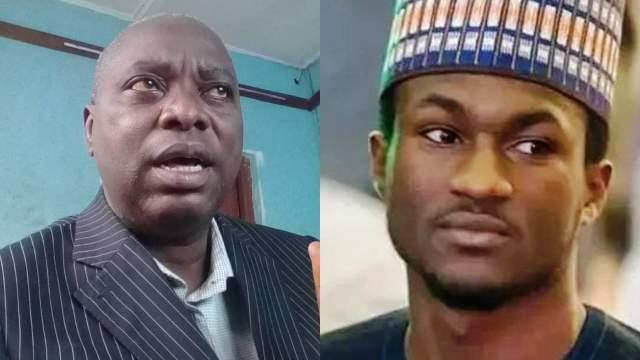 Man Picks Buhari's Son As Running Mate As He Declares For 2023 Presidency
