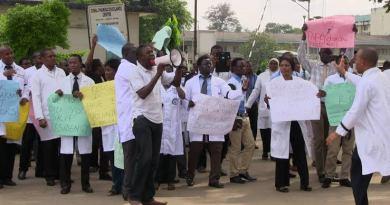 Doctors in Lagos Embarks on Three Days Warning Strike