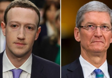 Two Tech Giants Earns More as Apple Sells More Iphones and Facebook Earns More From Advertisement
