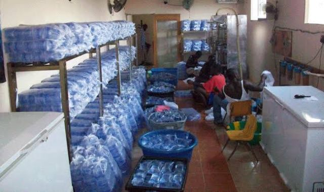 LSWRC begins Sealing of bottled, sachet water producers factories
