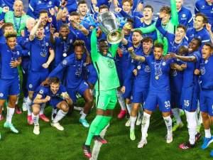 Edouard Mendy Chelsea Champion League