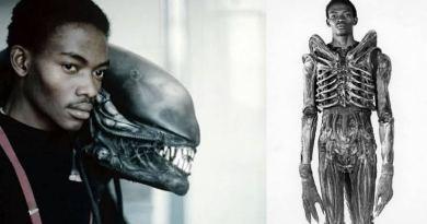 Bolaji Badejo Biography, The Nigerian Man Who Played Alien in 1979 Horror Movie