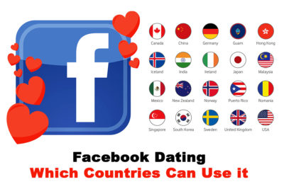 Facebook Dating Which Countries Can Use it | Facebook Dating App