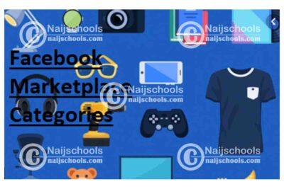 Facebook Marketplace Categories - Facebook Marketplace Buy Sell Nearby Me | Marketplace Facebook Near My Local Community