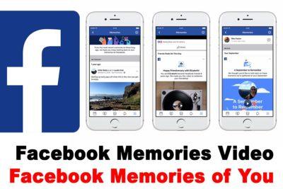 Facebook Memories Video - Facebook Memories of Mine | Facebook Memories Today