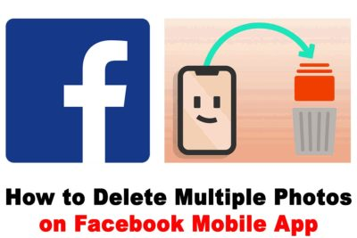 How to Delete Multiple Photos on Facebook Mobile App | CHECK NOW