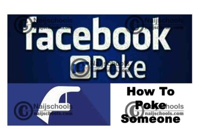 How to Poke Someone on Facebook App - Facebook Pokes | Facebook Poking