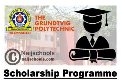 Grundtvig Polytechnic Scholarship Programme for 2020/2021 Academic Session | APPLY NOW