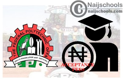Federal Polytechnic Offa Acceptance Fee Payment Procedure for 2020/2021 ND, HND & IJMB Newly Admitted Candidates | CHECK NOW