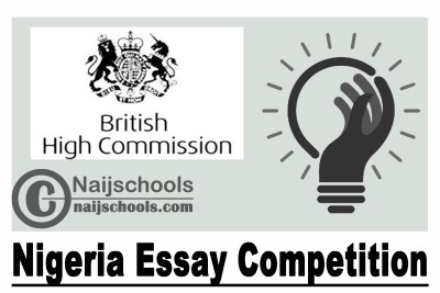 British High Commission (BHC) and Chevening Alumni Association of Nigeria Essay Competition 2021 | APPLY NOW