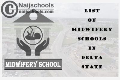 Full List of Accredited Midwifery Schools in Delta State Nigeria