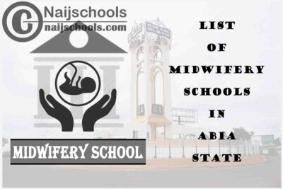 Full List of Accredited Basic & Post Basic Midwifery Schools in Abia State Nigeria