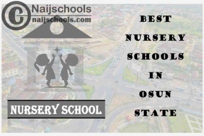11 of the Best Nursery Schools in Osun State Nigeria | No. 6's the Best