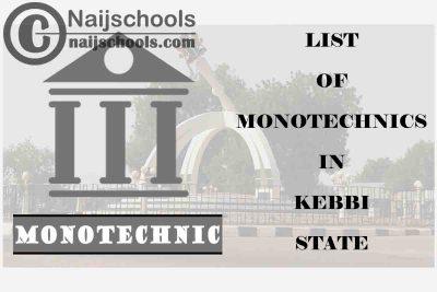 Full List of Accredited Monotechincs in Kebbi State Nigeria