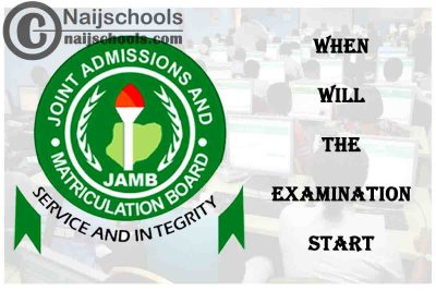 When Will the JAMB CBT Examination Start for 2020/2021 Academic Session | CHECK NOW