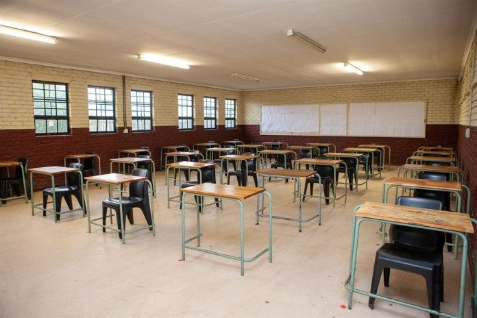 ome independent schools opened this week, but the majority are due to reopen on 18 January. (Papi Morake, Gallo Images)