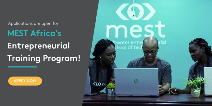 Meltwater Entrepreneurial School of Technology (MEST) Africa's Pan African  Entrepreneurial Training Program 2019 (Fully Funded) | Opportunities For  Africans