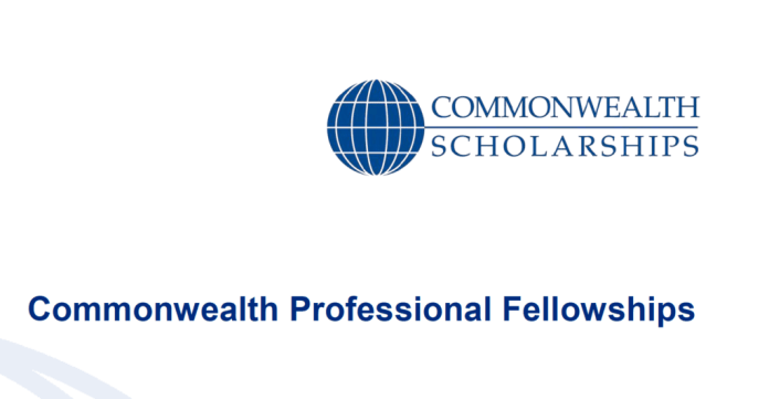 Commonwealth Professional Fellowships 2021/2022 for Mid-career Professionals  | Opportunity Desk