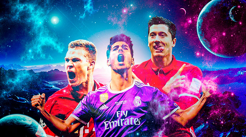 Реал и Бавария в полуфинале Лиги чемпионов