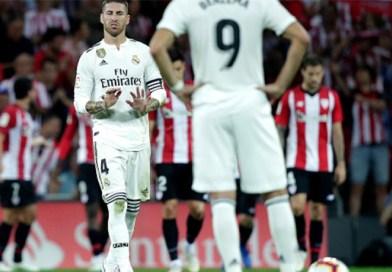 Атлетик Бильбао — Реал Мадрид. Обзор центрального матча 4-ого тура чемпионата Испании