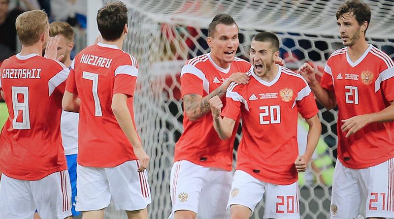 Россия — Чехия 5:1. Обзор матча