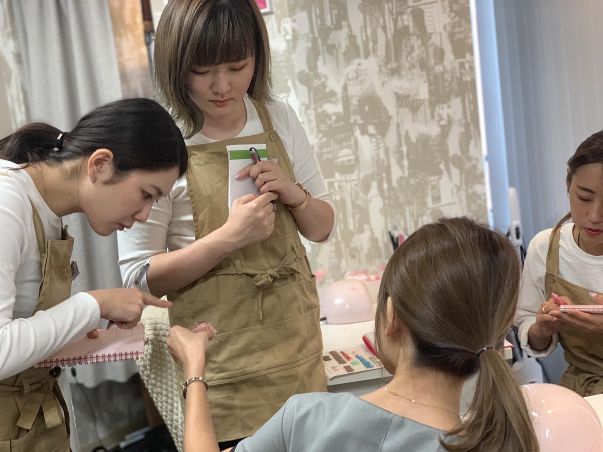 ネイリスト求人 | ネイリストの求人情報公式サイト | ABCネイル 銀座・新宿・池袋