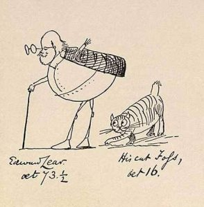 Edward Lear - Lear at 73 and 1/2