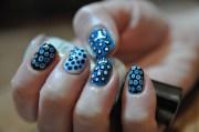 lots and dots nailart